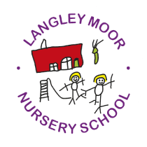 Langley Moor Nursery School Logo