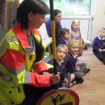 Learning about road safety