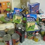 Harvest Food Bank Collection